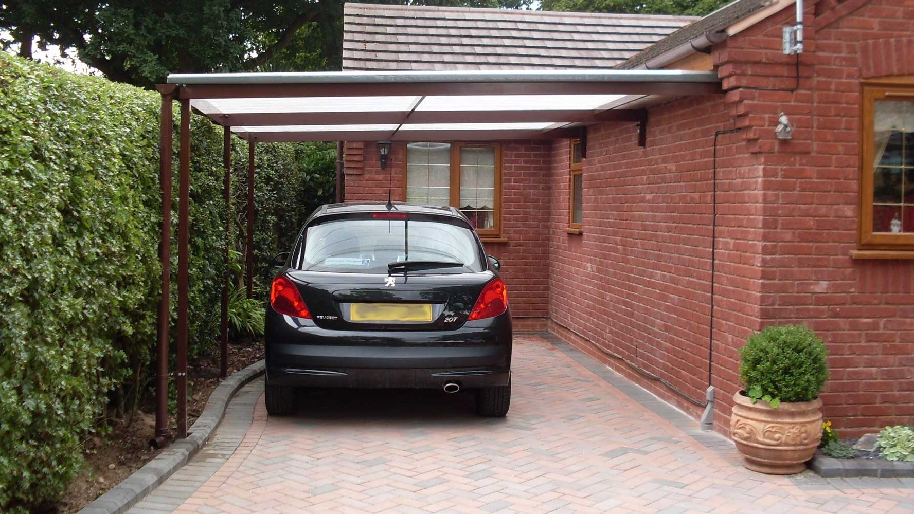 Proport Canopies - Traditional Carports