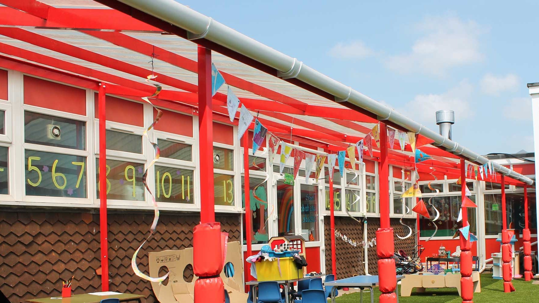 Proport canopies - School Playground and Education Canopies