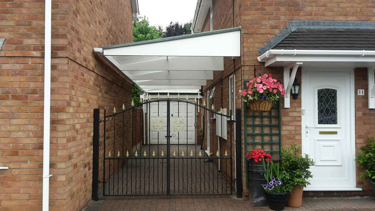 Proport Canopies - Cantilever Carports