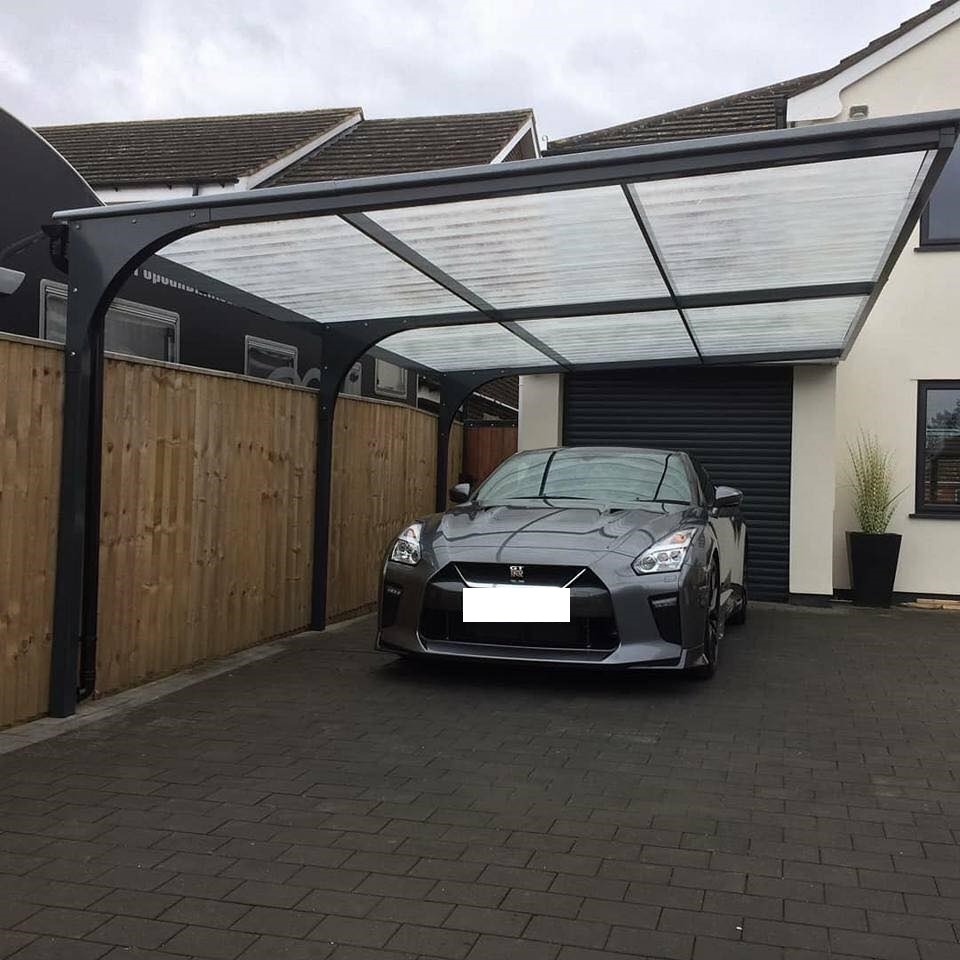 Free Standing Cantilever Carports Proport Canopies