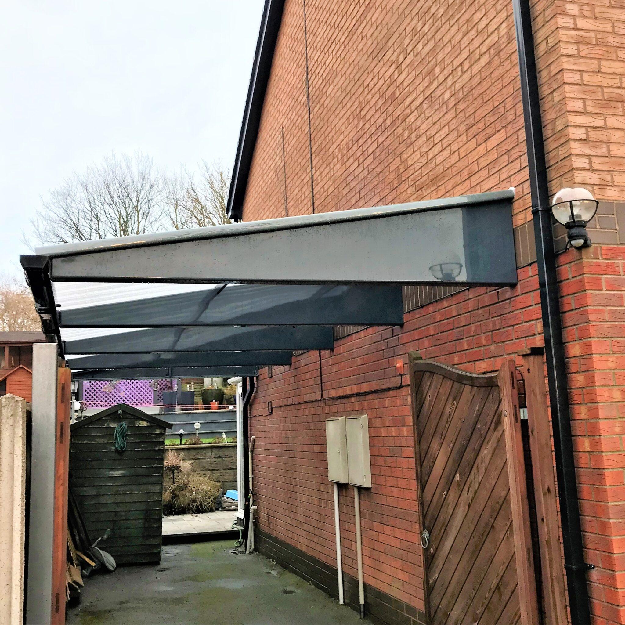 Cantilever Carport And Patio Canopies Pro Port Canopies Ltd